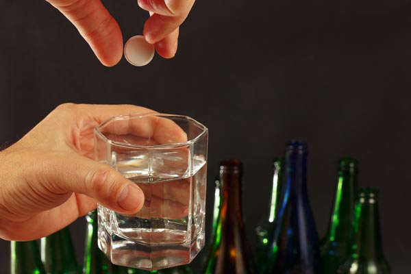 phenibut with alcohol